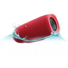 JBL bluetooth speaker Charge 3, red