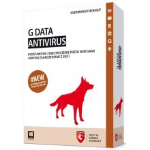 G DATA AntiVirus Renewal 2PC 1 Year BOX