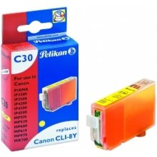 Tooner Pelikan Patrone Canon C32 CLI8 y...