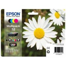 Тонер Epson Set T1806 CMYK MultiPack | XP-...