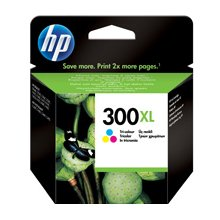Tooner HP INC. HP 300XL Tri-color tint...