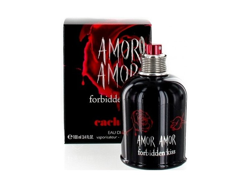 0400a88c6 Cacharel Amor Amor Forbidden Kiss EDT 30ml cacharel-amor-amor ...