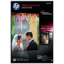 HP INC. HP Premium Plus Glossy фото Paper-50...