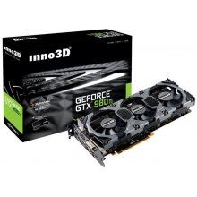 Videokaart INNO3D GeForce GTX 980 Ti Gaming...