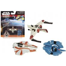 HASBRO SW E3 3-Pack, Clo ne FighterStrike