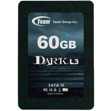 Жёсткий диск TEAM Group Dark L3 SSD 60GB