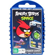TACTIC Power карты, Angry Birds Space