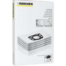 KÄRCHER Fleece Filter Bags 4 pcs. для WD 7...