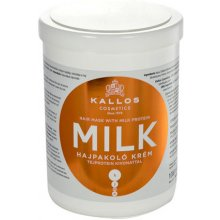 Kallos Milk Hair Mask, Cosmetic 1000ml...