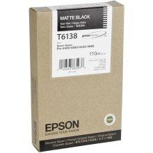 Тонер Epson T6138 Tinte чёрный