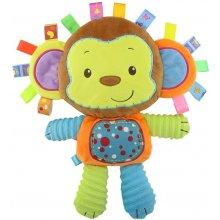 Funikids Cuddly toy koos a screech Monkey