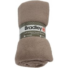Bradley Pleed fliisist XXL 270g 180x200cm...