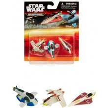 HASBRO Star Wars E2 3-Pack, Clone Army Raid