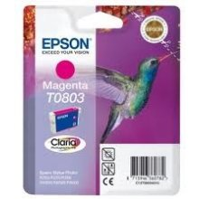 Tooner Epson tint T0803 magenta | Stylus...