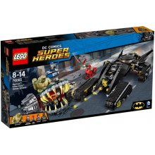 LEGO Batman killer crocodile