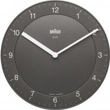 BRAUN BNC 006 Wall Clock hall