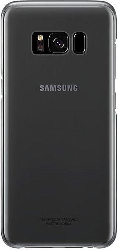 8c7002a5310 Samsung Clear Cover, for Galaxy S8 G950, Black EF-QG950CBEGWW - OX.ee