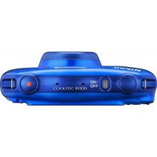 Fotokaamera NIKON Coolpix W100, sinine