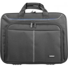 "Natec Laptop Bag DOBERMAN 17,3"" Black"