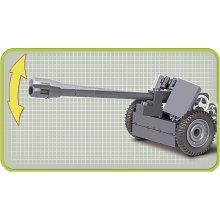 Cobi Klocki Army 7.5 cm PaK 40