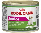 Royal Canin Mini Junior koeratoit konservis...