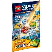 LEGO Nexo Nexo Knights Powers, wave 1