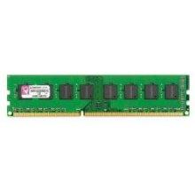 Mälu KINGSTON tehnoloogia 4GB DDR3-1333...