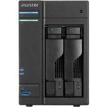 Asus Asustor Tower NAS AS6202T up to 2...