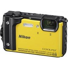 Фотоаппарат NIKON Coolpix W300, желтый
