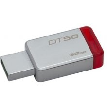 Флешка KINGSTON 32GB USB 3.0 DataTraveler 50...