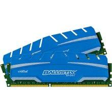 Mälu Crucial 8 GB, DDR3, 240-pin DIMM, 1600...