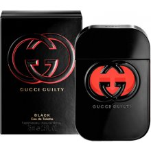 Gucci Guilty Black, EDT 50ml, tualettvesi...
