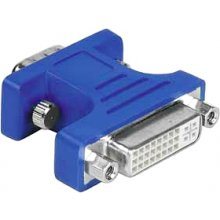Hama 45074 DVI-адаптер VGA Stecker auf DVI-I...