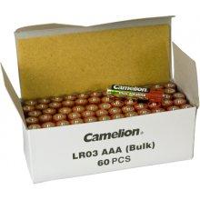 Camelion AAA/LR03, Plus Alkaline, 60 pc(s)