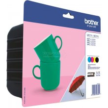 Tooner BROTHER LC-227XLVALBPDR Multipack Ink...
