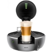 Kohvimasin KRUPS KP350B Drop hõbedane