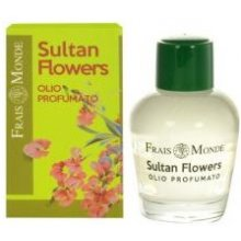 Frais Monde Sultan Flowers Perfumed Oil 12ml...