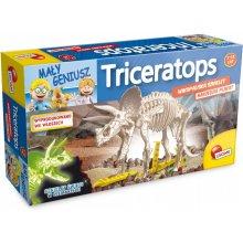 Liscianigiochi Mały Geniusz Triceratops -...