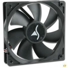 Sharkoon Lüfter 80x80x25mm System Fan Series...