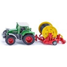 SIKU Tractor с a rain Reel