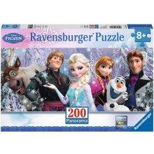 RAVENSBURGER 200pcs XXL Disney Frozen...