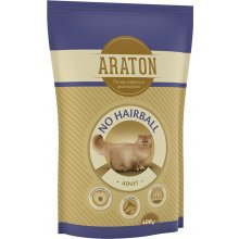 Araton cat adult no hairball 400g toit...