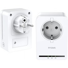 D-LINK PowerLine AV Passthrough Mini adapter...