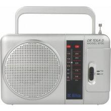 Raadio Eltra TOLA radio black