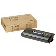 Тонер Kyocera TK-70 чёрный Toner Cartridge...