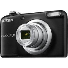 Фотоаппарат NIKON A10 black + case