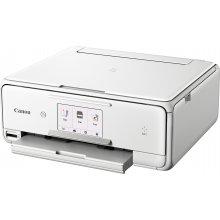 Принтер Canon чернильный PIXMA TS8051, белый