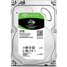 "Seagate Internal HDD BarraCuda 3.5"" 3TB..."