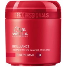 Wella Brilliance Mask Normal Hair, Cosmetic...
