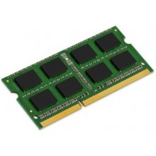 Mälu KINGSTON NB 2GB PC12800 DDR3/SO...